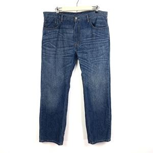 Levi's 559 Relaxed Straight Fit Mens 38x30 Jeans
